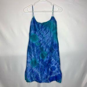 Lauren Ralph Lauren Turquoise Print Dress